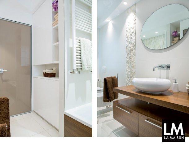 Interior design con legno tutte le immagini per la for Idee piano appartamento