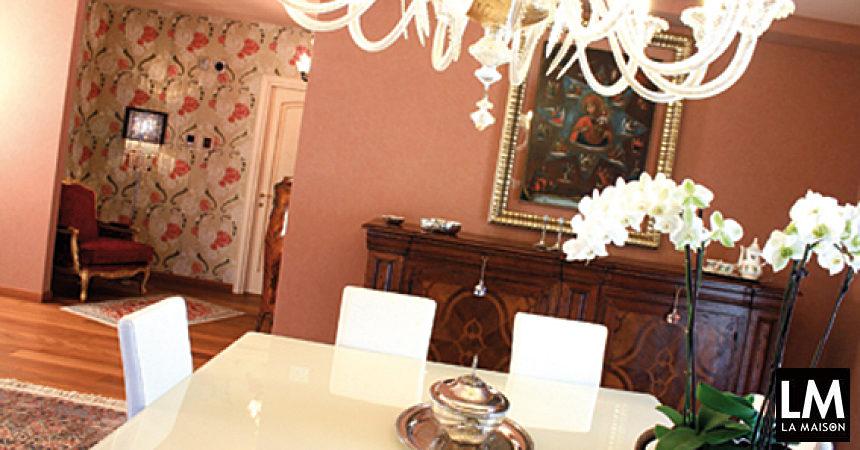 In casa di francesca e pietro la maison e lifestyle magazine - La casa di francesca ...