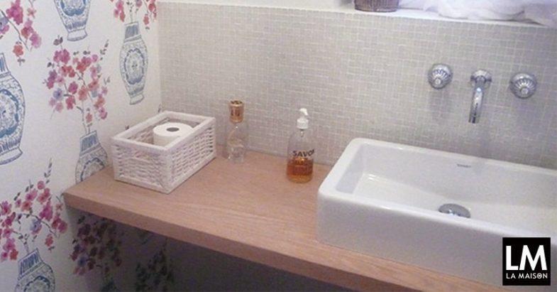 Ristrutturare e rimodernare il piccolo bagno per gli ospiti la maison e lifestyle magazine - Ristrutturare bagno piccolo ...