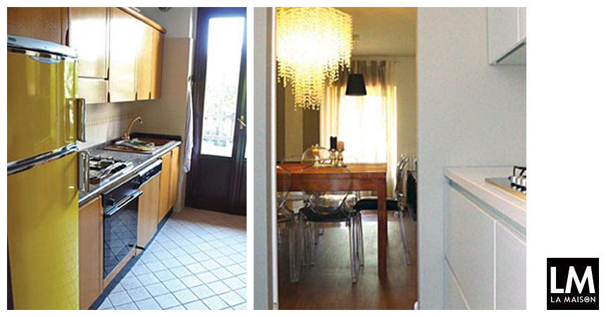 La vecchia cucina di Michele: restyling estetico e funzionale