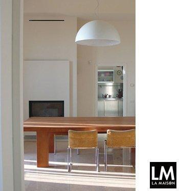 arredo-interni-risolvere-problemi-di-spazio-rimodernare-sala-pranzo-tavolo-in-legno-camino-in-cartongesso-al-posto-della-libreria