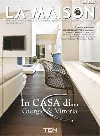 La Maison Aprile – Maggio 2012 è on-line