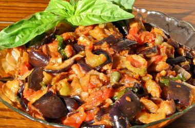 Ricetta: Caponata Siciliana (Originale)
