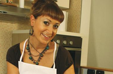 Ricetta: Delizia di Mascarpone con Amaretti e Pesche