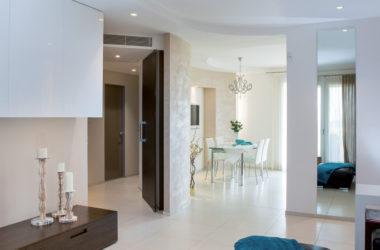 Ristrutturare un appartamento al piano terra di una casa bifamiliare