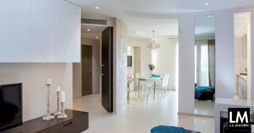 Ristrutturare un appartamento al piano terra di una casa bifamiliare ...