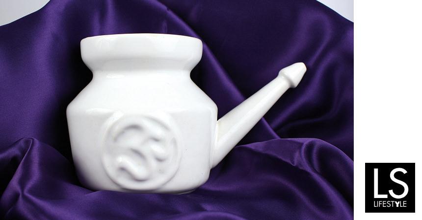 Neti Lota per lavaggi nasali (Officina delle Erbe – San Marino)