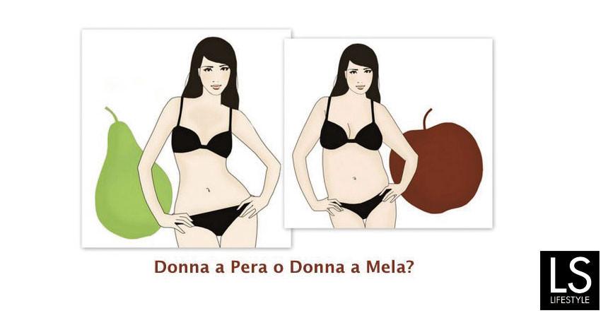 Che forma ha il vostro corpo?