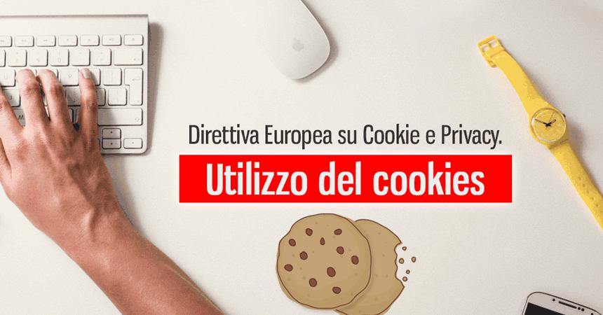 Utilizzo dei cookies