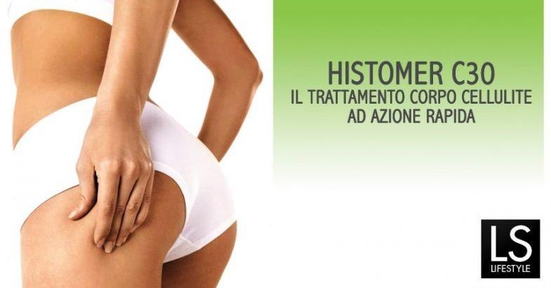 Histomer C30 – Il rivoluzionario metodo per snellire e rimodellare in breve tempo le zone più delicate del corpo.