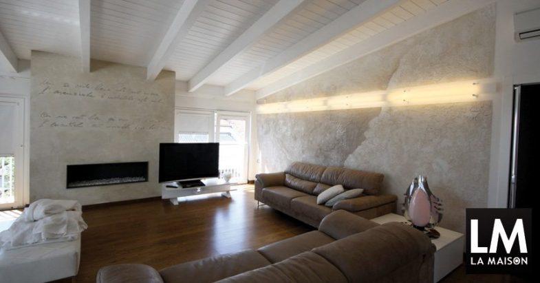 Continuo superfici resina rivestimenti pavimenti pareti for Pareti in resina
