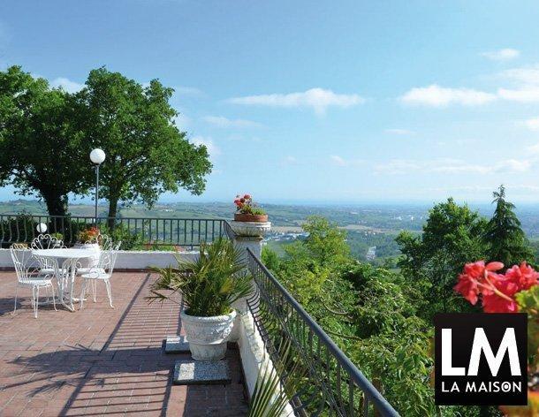 In casa di letizia la maison e lifestyle magazine for Piani di casa ranch unici