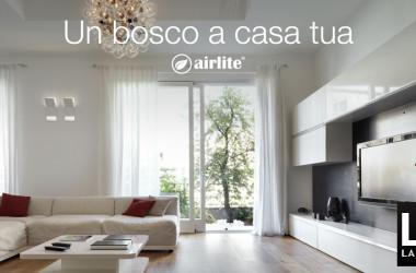 Airlite – La tecnologia 100% naturale che purifica l'aria