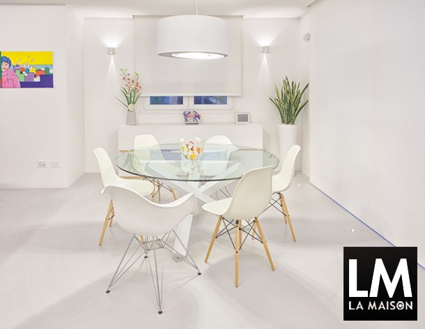 In casa di luca e tiziana la maison e lifestyle magazine for Premiato piano casa artigiano