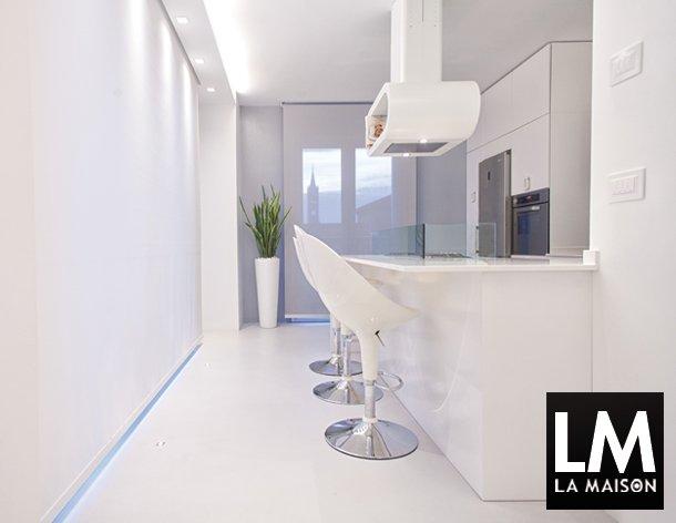 In casa di luca e tiziana la maison e lifestyle magazine for Casa design cattolica