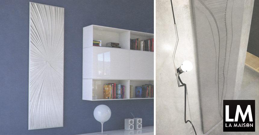 Graziano, sculptural radiators – Il calore di uno stile unico: Pietra Collection