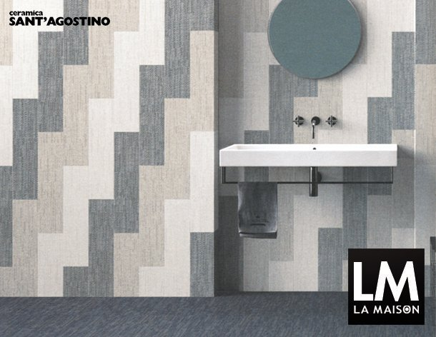 Piastrelle bagno sant agostino stunning marblelux with piastrelle