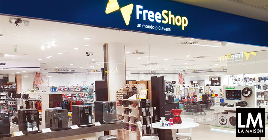 Restyling Free Shop – Più nuovo, più grande!
