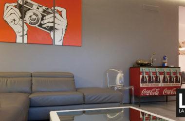 Home sweet home – L'uso del colore
