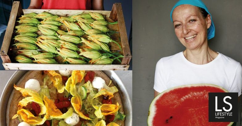 L'alimentazione vegetale-integrale. Se dico cucina naturale a cosa pensi?