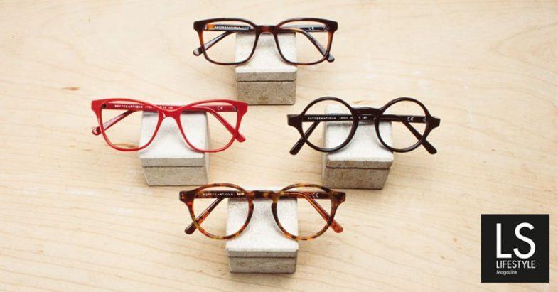 Bottegantiqua. L'occhiale artigianale fatto a mano a San Marino