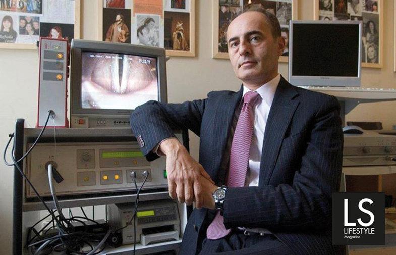 Il medico della voce artistica. Dott. Franco Fussi
