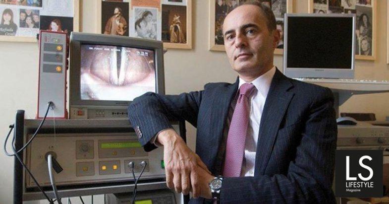 Medicina. Il medico della voce artistica. Dott. Franco Fussi