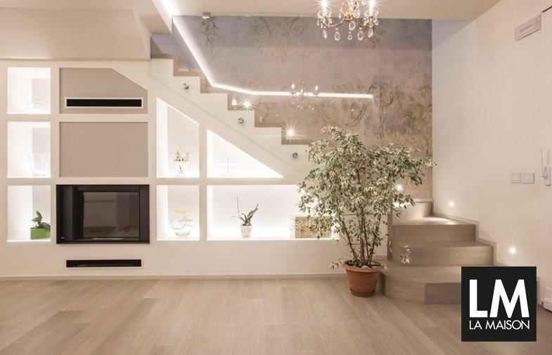 In casa di ronnie e sara la maison e lifestyle magazine for Piani di casa in stile ranch contemporaneo