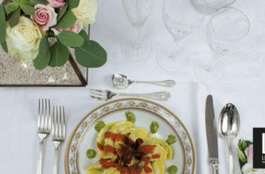 Ricetta: Mezzelune all'Ortica in salsa di Pomodorini Confit