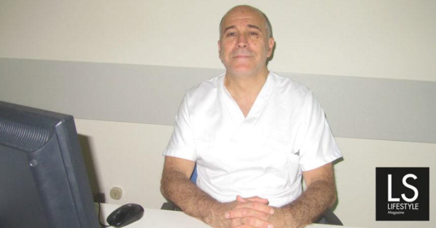 Medicina. Artrosi dell'anca: la tecnica mini invasiva. Dott. Lorenzo Ponziani