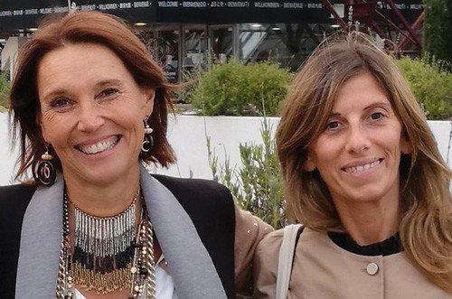 Giulia Garbi e Architetto Elisaabetta Bartolucci