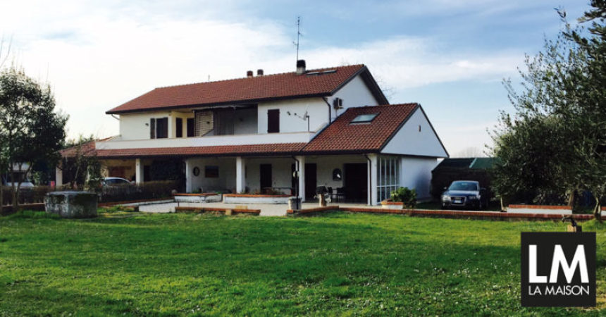 Casa in vendita – Privato vende villetta sul colle di Covignano