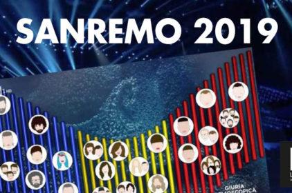 SANREMO 2019 – Il Pagellone finale – di Giorgio Arcari