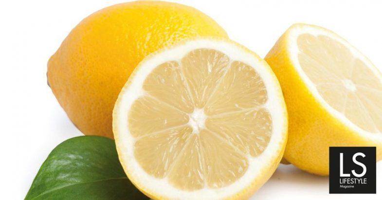 Limone, un concentrato di salute