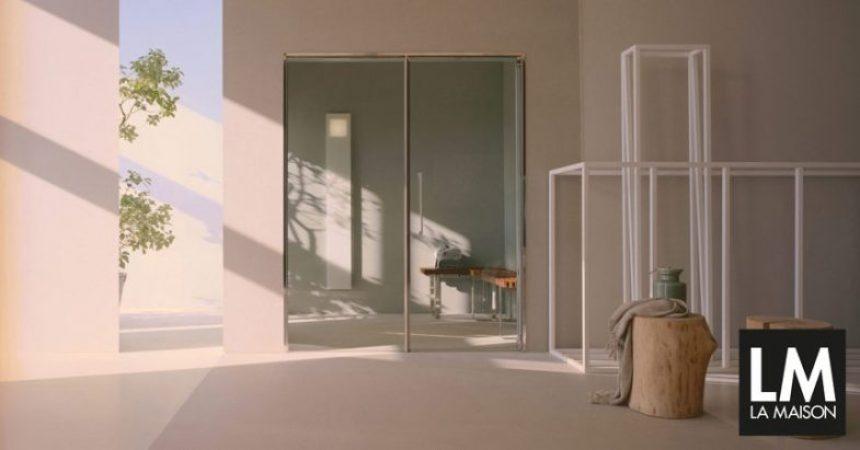 Tutti i benefici del bagno di vapore si uniscono alla più avanzata tecnologia