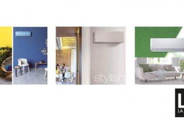 Aria di design nei condizionatori SM IMPIANTI