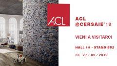 ACL cersaie 2019