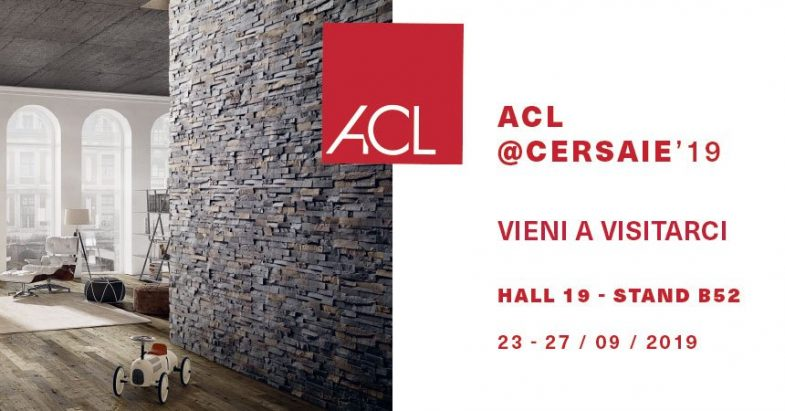 ACL ARRIVES TO CERSAIE WITH THE BIGGEST PARTICIPATION EVER