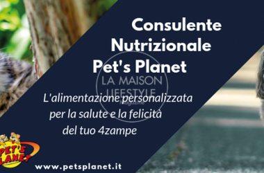 Pet's Planet. Alimentazione personalizzata per cani e gatti. Direttamente a casa tua!