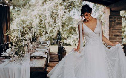 Wedding styled shooting. E voi di che stile siete?
