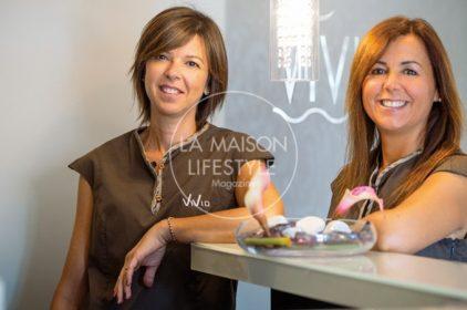 """San Marino che produce. Elisa e Loredana, """"imprenditrici della bellezza"""". Vivid Estetica."""