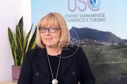 Intervista a Marina Urbinati presidente USC – Unione Sammarinese Commercio e Turismo