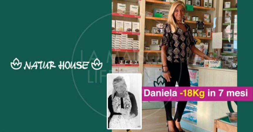 Storie di successo con Naturhouse. Daniela ci racconta come il Metodo NaturHouse ha migliorato il suo aspetto e la sua vita.