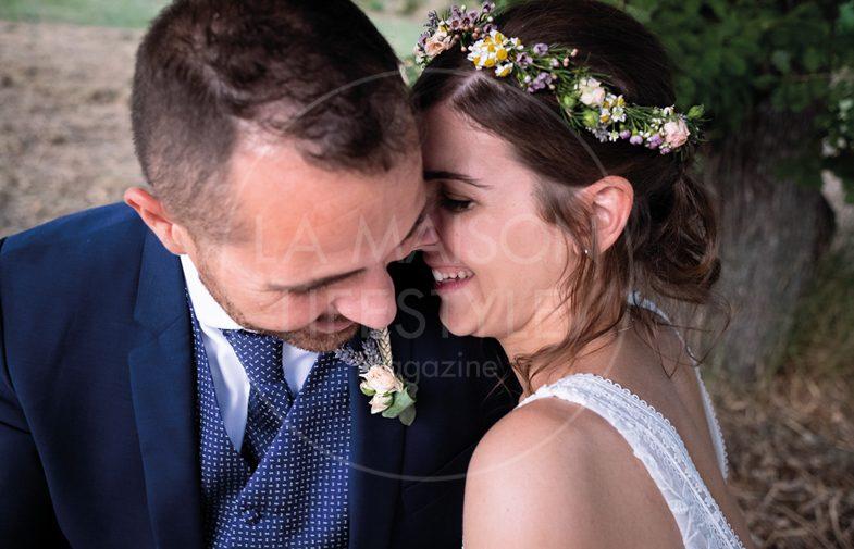Matrimonio natural chic. Chiara Ambrogini e Stefano Spadoni – Luglio 2021