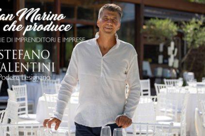 San Marino che produce. Podere Lesignano.